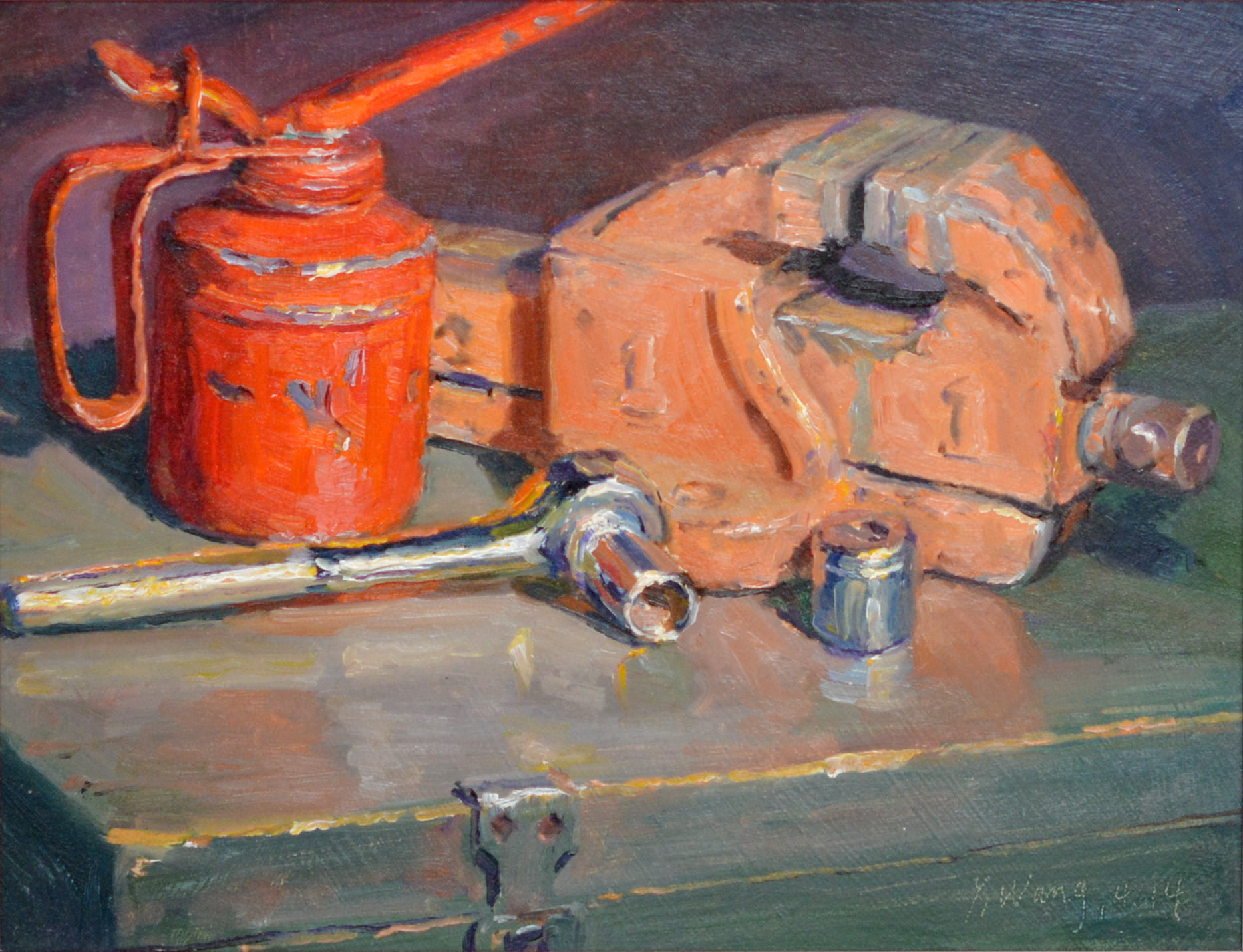 15-The Oil Can