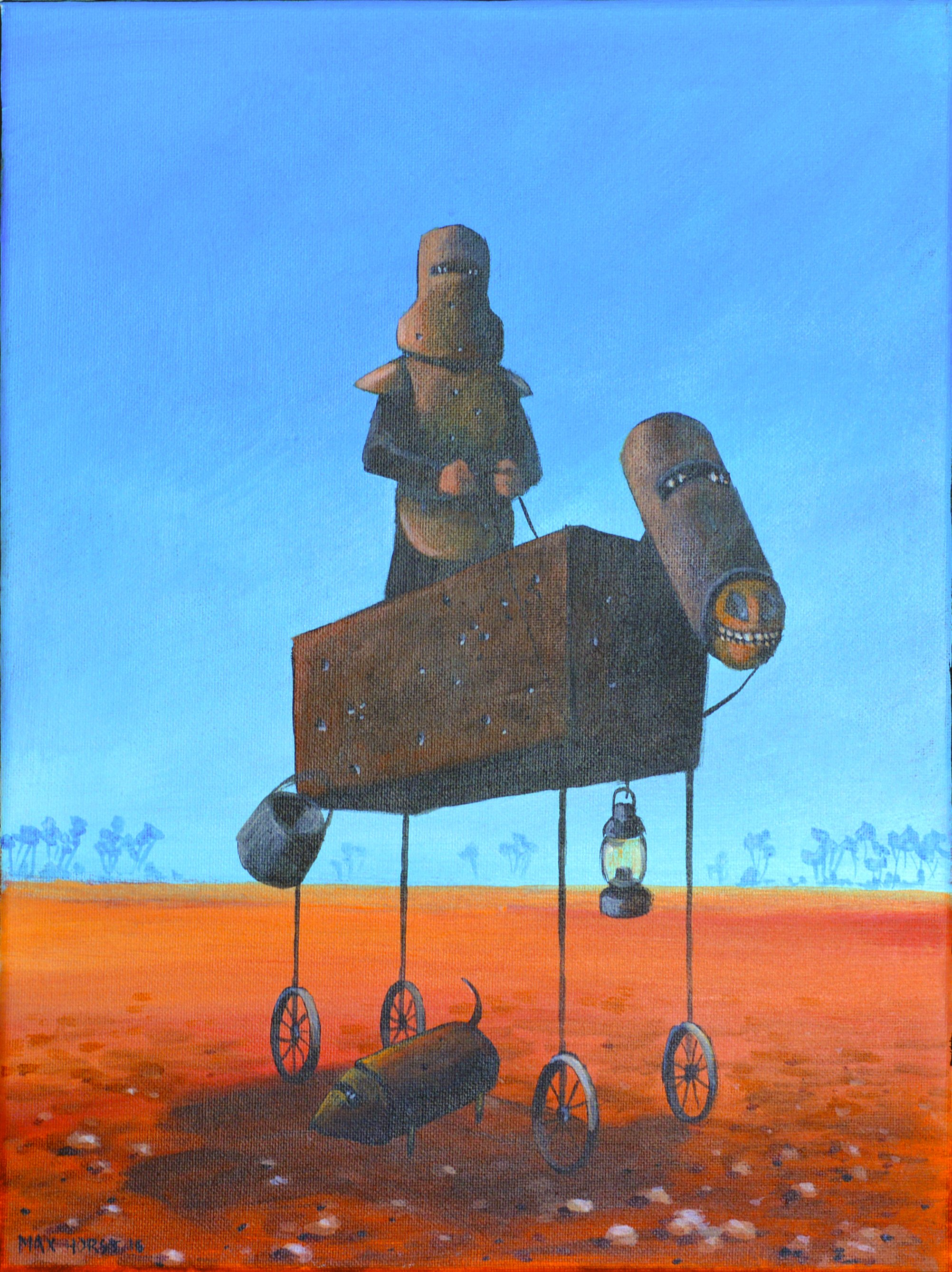 2-Ned Kelly Series