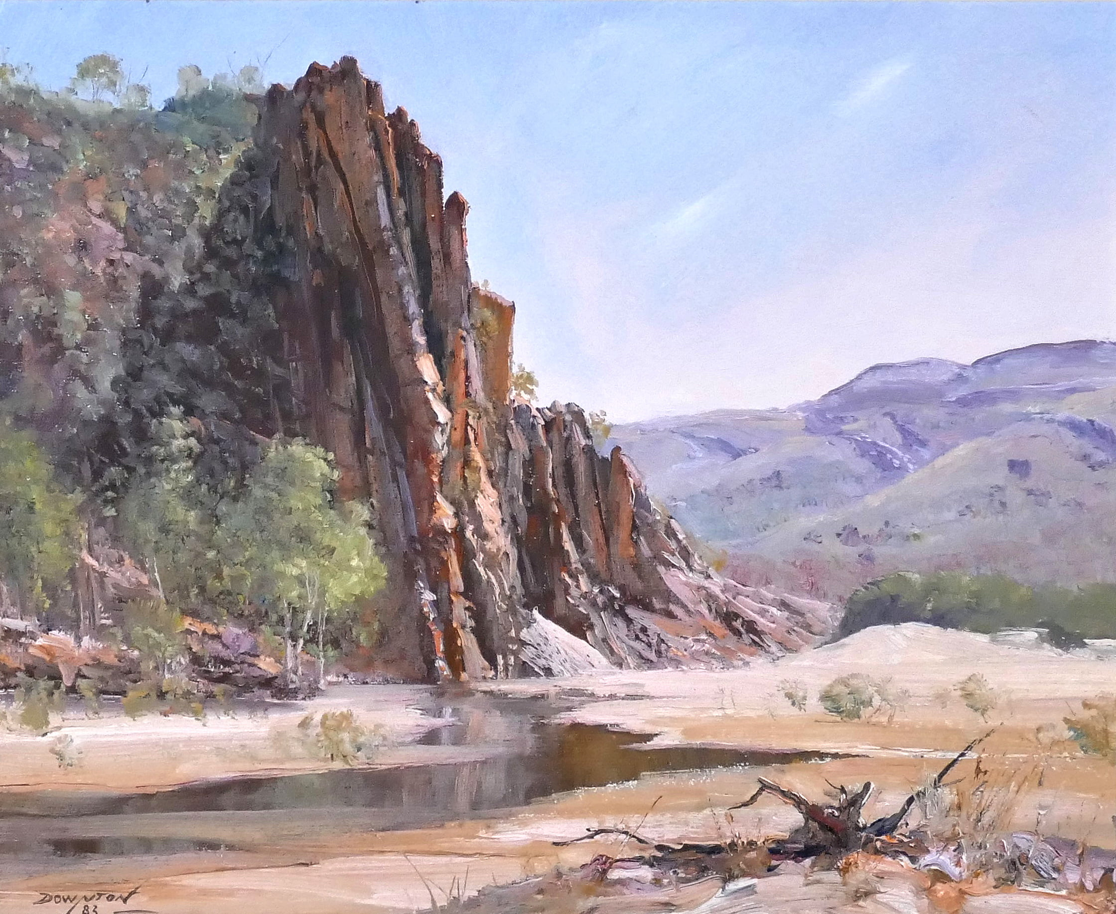 06. Finke River Organ Pipes