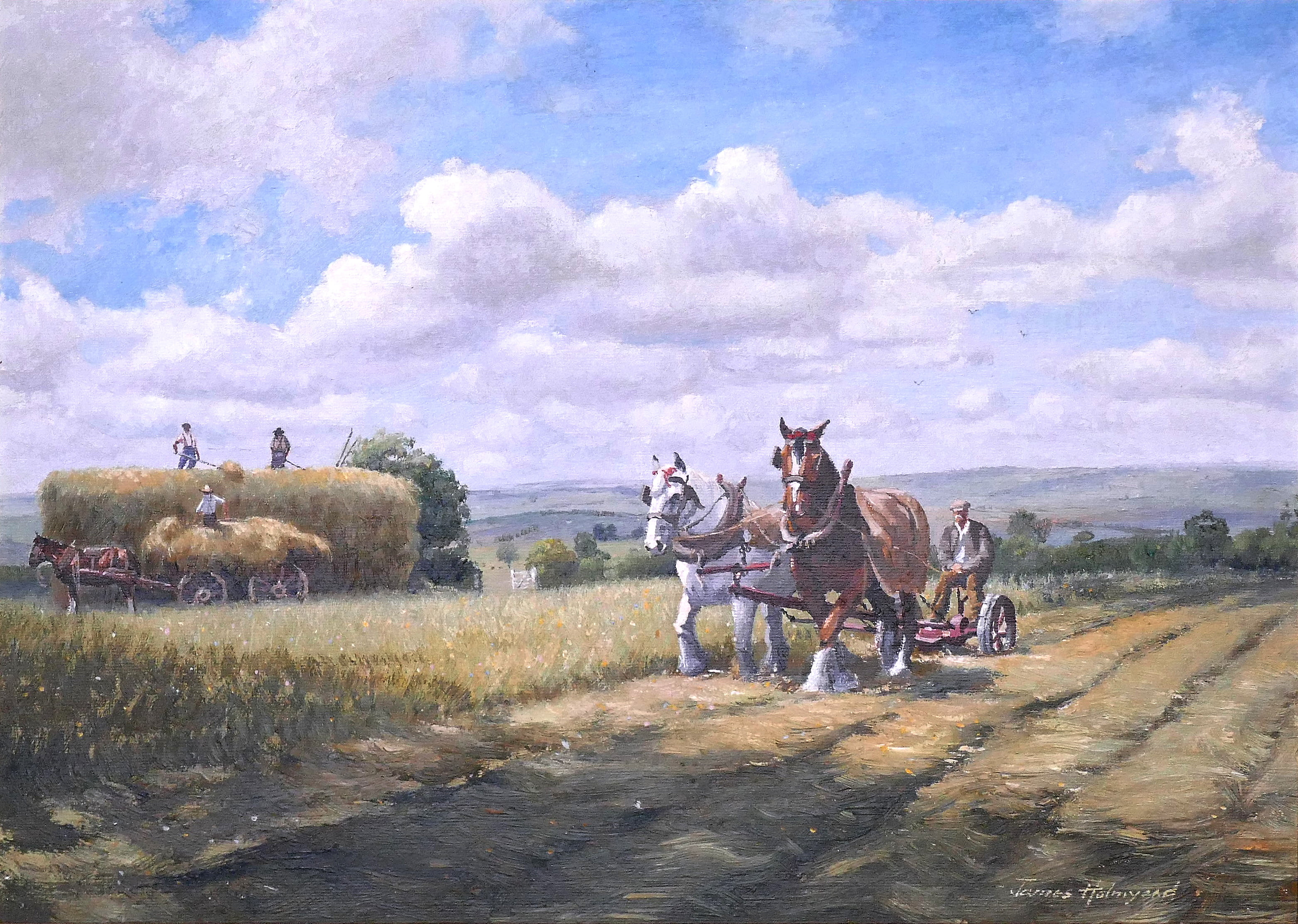16. Ploughing and Harvesting